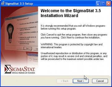 SigmaStat 3 5 Download (Free trial) - Stat32 exe