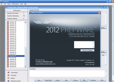 Prepware Download - Test preparation and test practice tool