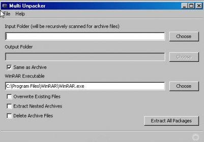 Multi Unpacker Download (multi-unpacker exe)