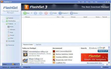 flashget 2.0
