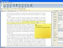 Annotation of a document