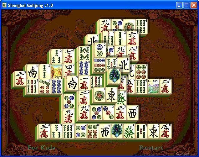 Mahjong Shanghai Gratuit