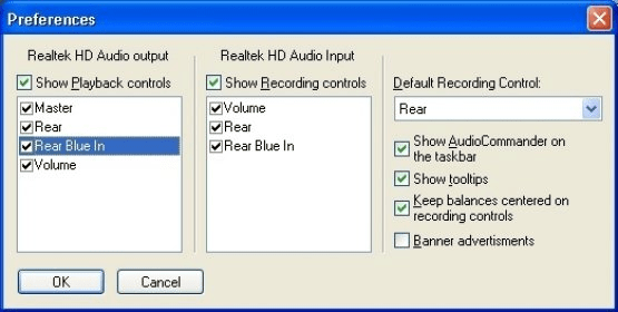 audiocommander gratis