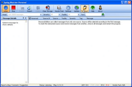Syslog Watcher Personal Edition 2 8 Download (Free
