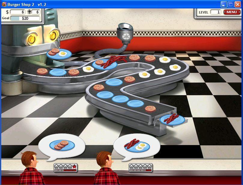 download game burger shop 2 full version gratis