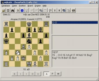 ChessPad Download - With ChessPad Create, view and edit PGN