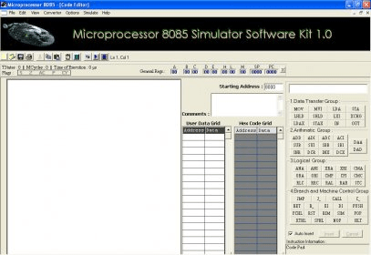 Microprocessor 8085 Simulator Software Kit 1 0 Download