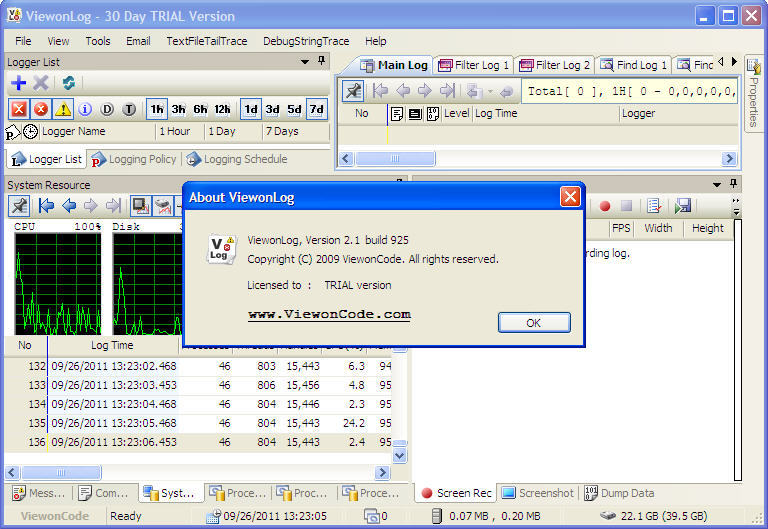 ViewonLog  Get the software safe and easy