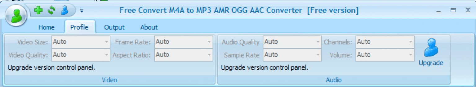 free convert m4a to mp3 amr ogg aac converter