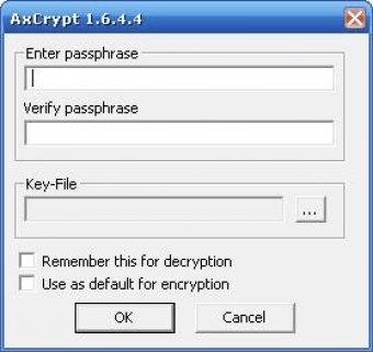 AXCRYPT 1.6.4.4 TÉLÉCHARGER