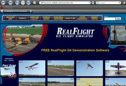 RealFlight G4 Download Free Version (Emu exe)