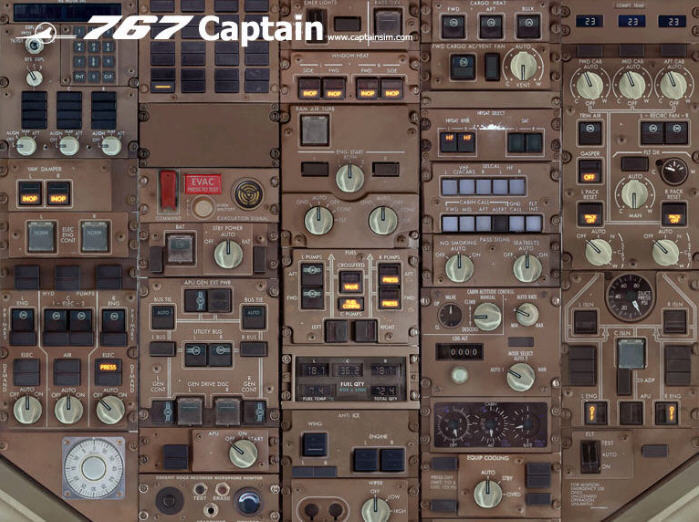 767 Captain (767-300 Base Pack) 1 5 Download (Free trial) - ACE_767 exe