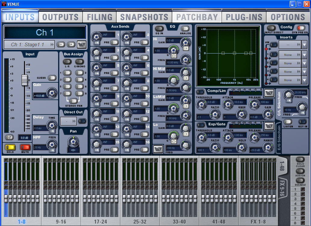 digidesign profile offline editor for mac
