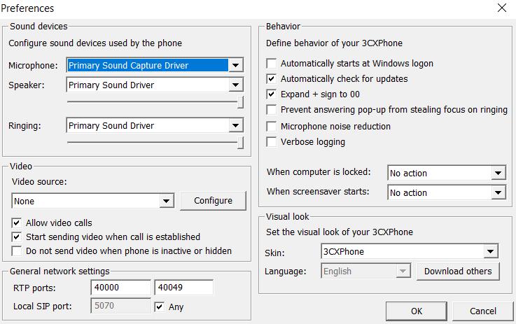3CXPhone 4 0 Download (Free) - 3CXPhone exe