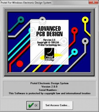 Protel Advanced PCB 2.8 Download (Free) - PFW.EXE