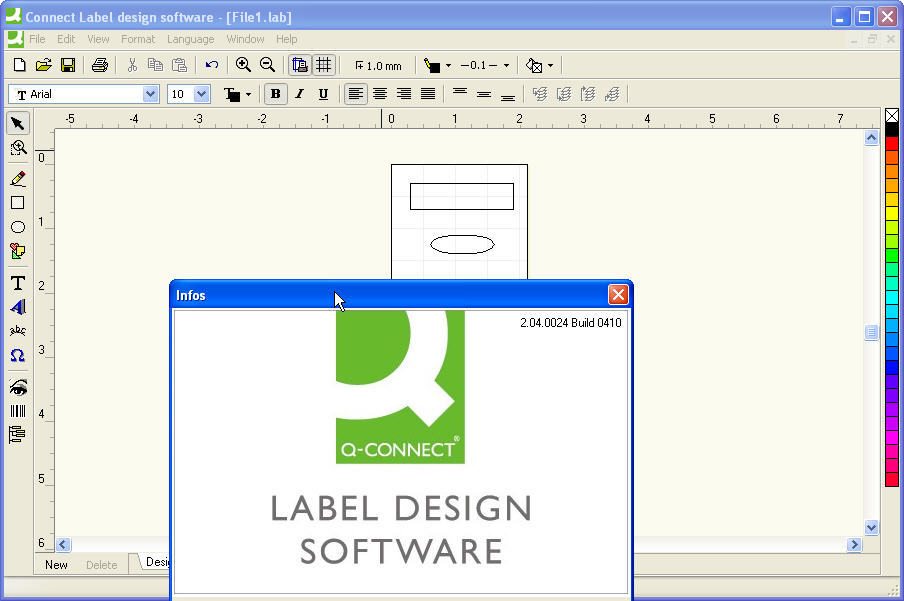 Connect Label Design Software 2 0 Download Free Labeldesignsoftware Exe