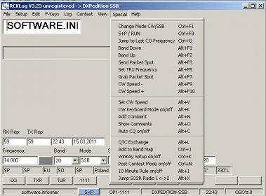 RCKLog 3 2 Download (Free) - RCKLog exe