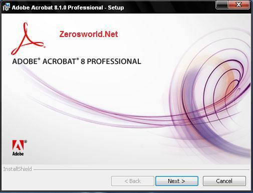 Adobe Acrobat eBook Reader 8 0 Download - acrobat exe