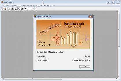 Kaleidagraph 4.1 Download