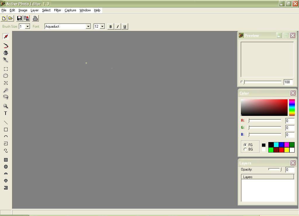 Active Photo Editor 1