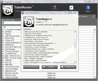 tubemaster 64 bits