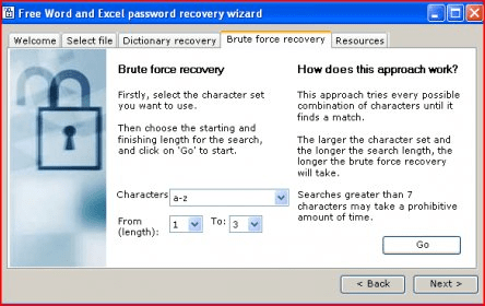free word and excel password recovery wizard ウィルス