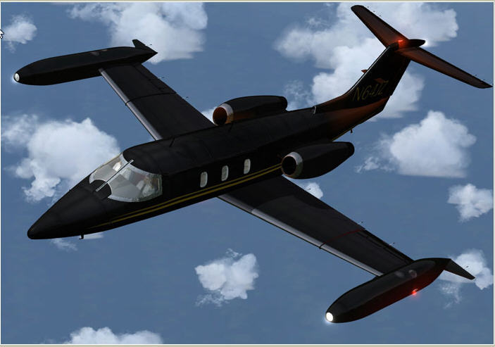 Xtreme Prototypes 20 Series for Flight Simulator X software