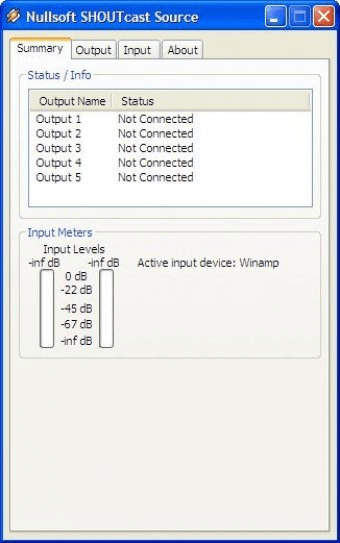SOURCE TÉLÉCHARGER 1.9.0 SHOUTCAST DSP