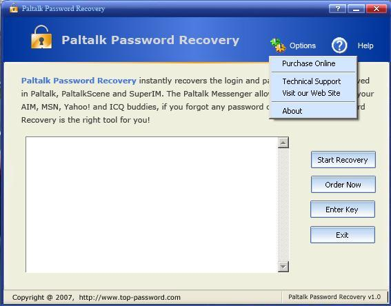 Paltalk Password Recovery  Get the software safe and easy