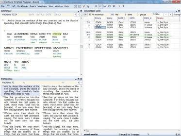Interlinear Scripture Analyzer basic 2 1 Download (Free) - ISA exe