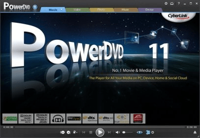 cyber power dvd player free download