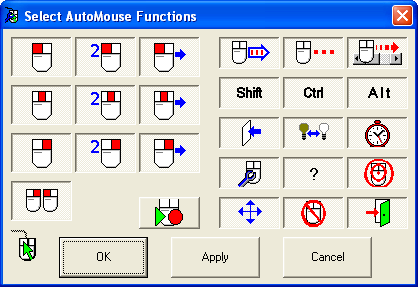 Auto Mouse Functions