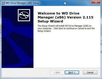 WD Drive Manager Download (DriveMan exe)