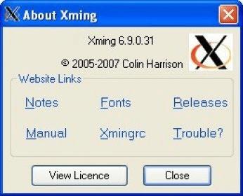 Xming-mesa 6 9 Download (Free)