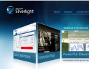 Main Page (Microsoft Silverlight Website)