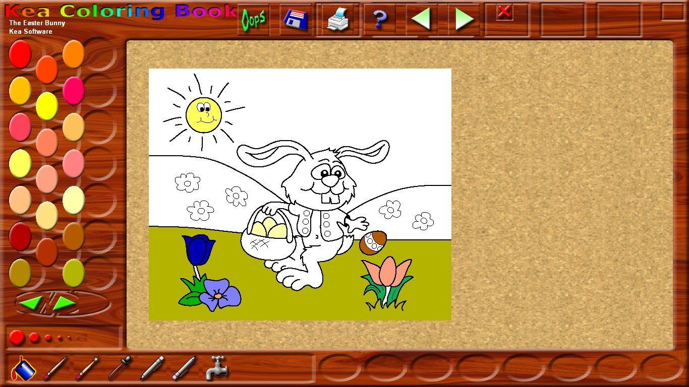 Kea Coloring Book For Android Apk Download