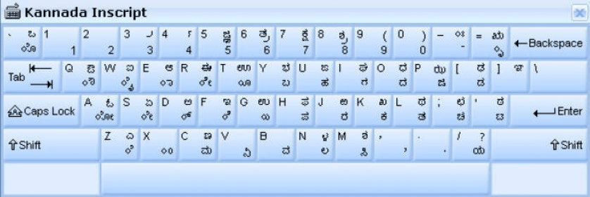 Kannada Indic Input 2 2 0 Download (Free)