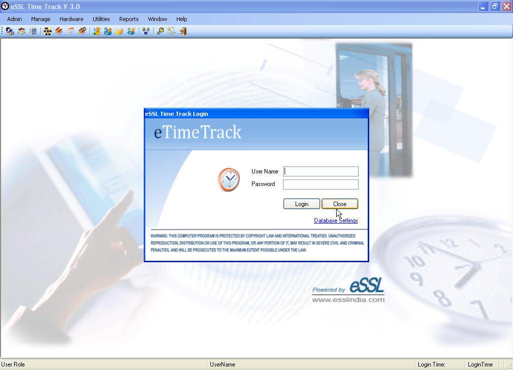 eTimeTrack 3 0 Download (Free) - eTimeTrack exe