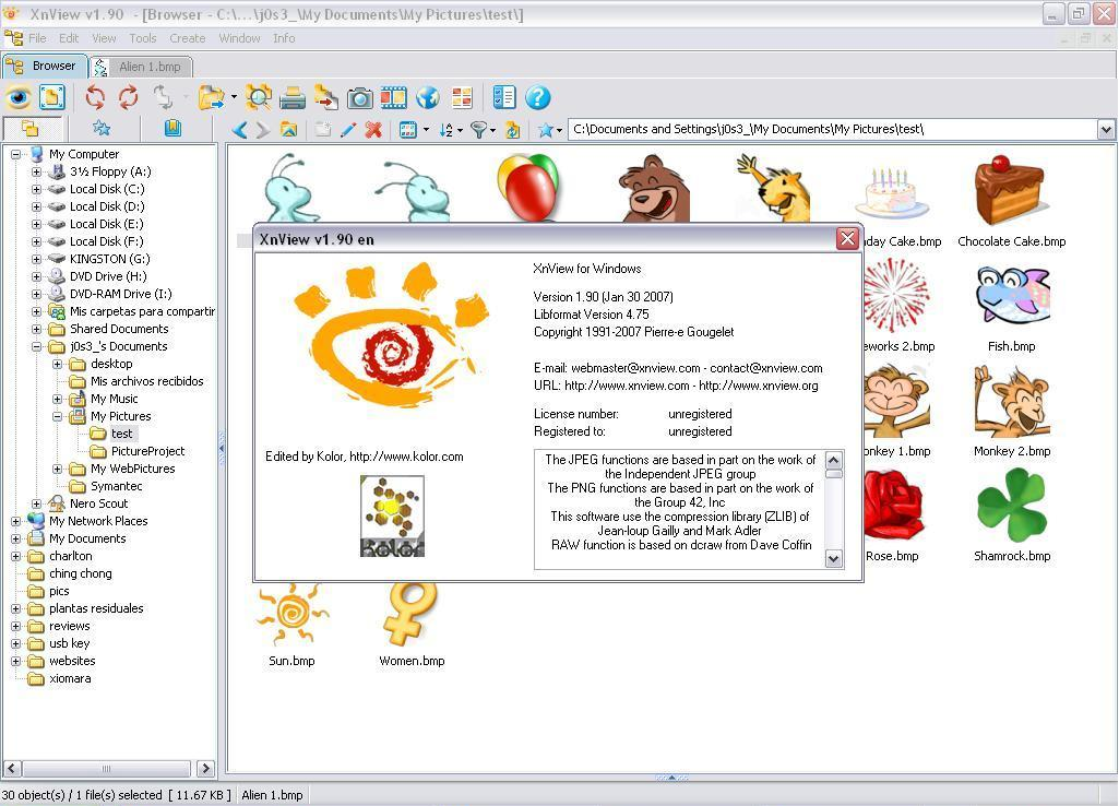 XnView Complete Download - XnView is an explorer and images