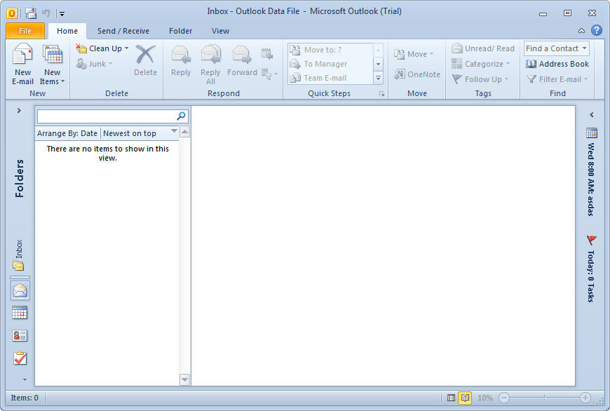 Outlook Window