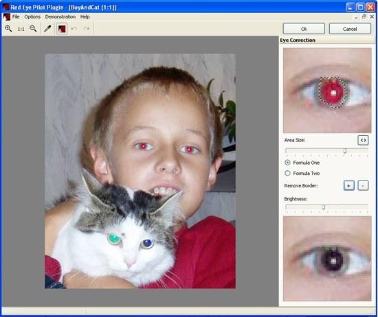 Very Red Eyes