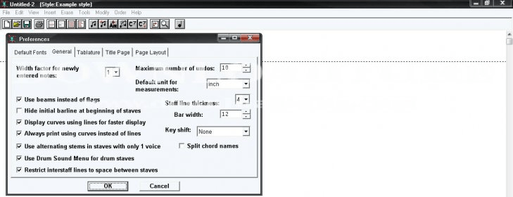 MusicEase Download - Music score editor:edit, transpose