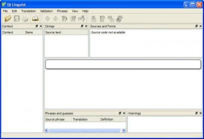 Qt Linguist 4 6 Download (Free) - linguist exe