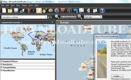 download autoroute 2010 free full version