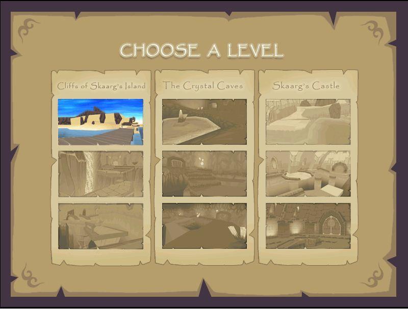 Choose a level