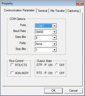 Moxa PComm Lite Driver for Mac