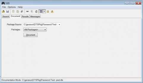 ssis documenter