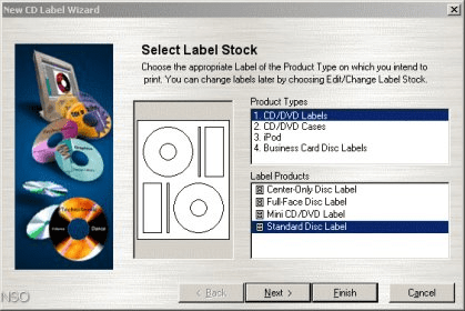 CD Labels and DVD Covers in Minutes!