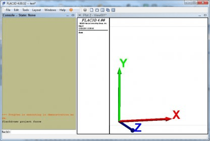 FLAC3D - Software Informer  FLAC3D is a numerical modeling code for