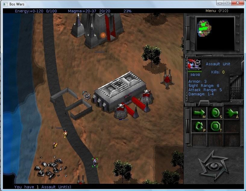 Screen Game